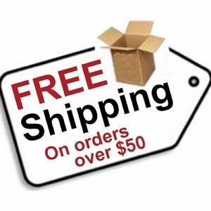 Free Shipping - Read Details